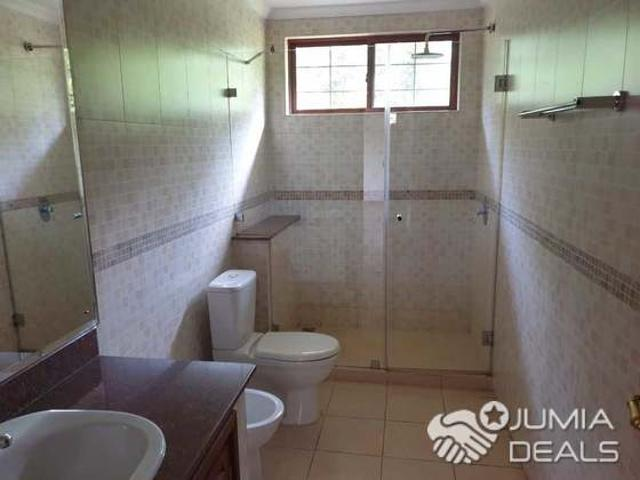 An Amazing Muthaiga Three Bedroom Guestwing