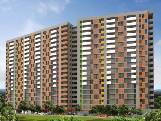 Apartamento 12217 En Provenza, Bucaramanga