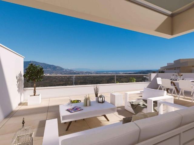 Apartamento En Venta En Mijas, Mijas Pueblo. Apartamento Con 3 Habitaciones Con Parking. A...