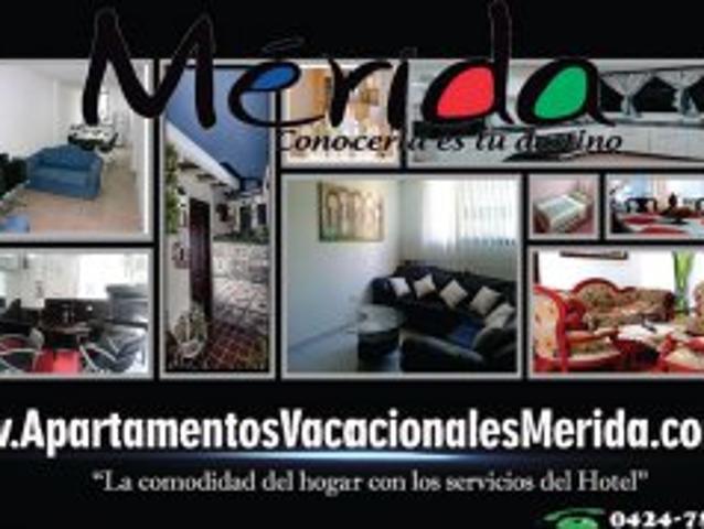 Apartamentos Para Turistas Mérida, Venezuela