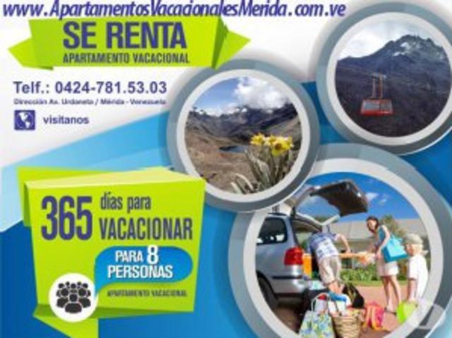 Apartamentos Vacacionales En Mérida, Venezuela