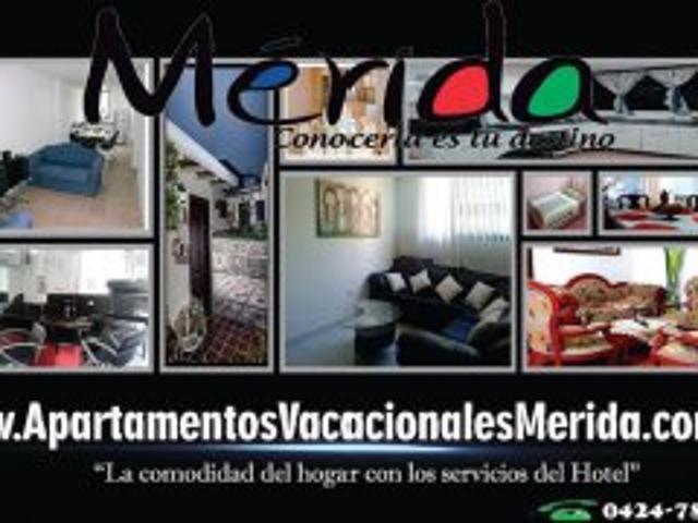 Apartamentos Vacacionales Turisticos Mérida, Venezuela