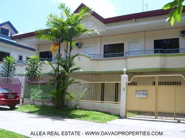 Apartment For Rent Davao City Philippines