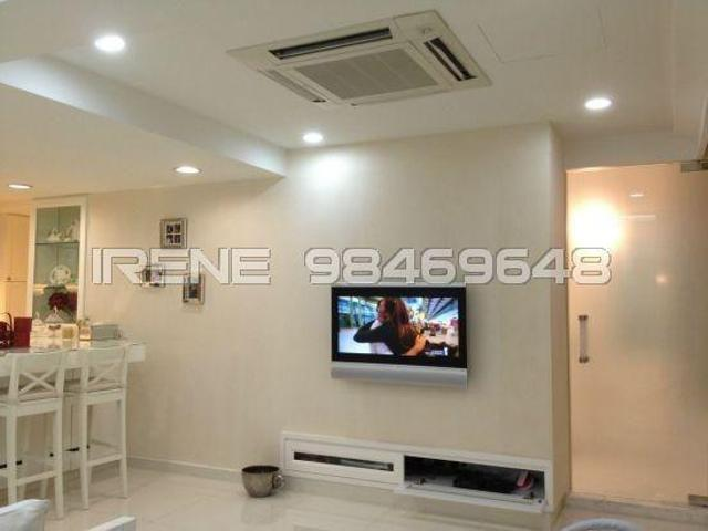 Apartment For Sale: International Plaza 1 Bedrooms In Anson Road, Central Singapore For Sale