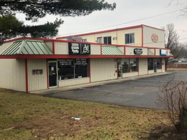 Apartments Retail 6600 Sq Ft Building Colonie New York