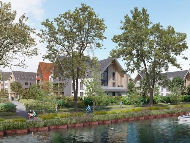 Appartement 4 Pièces Vendenheim