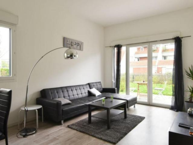 Appartement 70m² 2 Chambres Lille