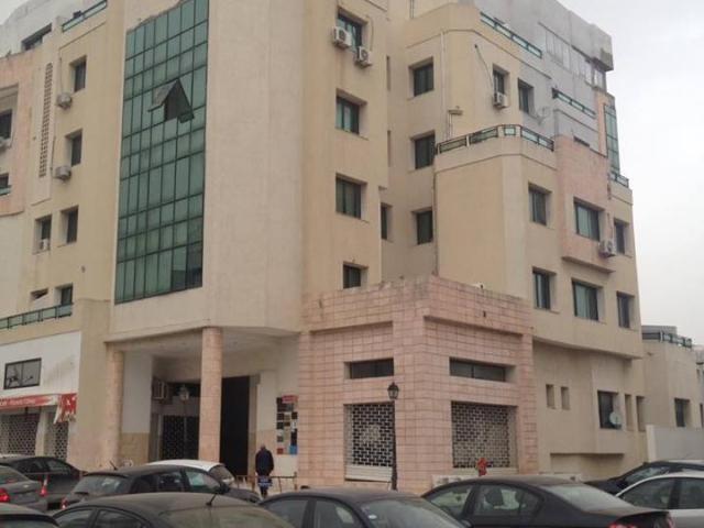 Appartement À Usage Professionnel À Montplaisir À Tunis