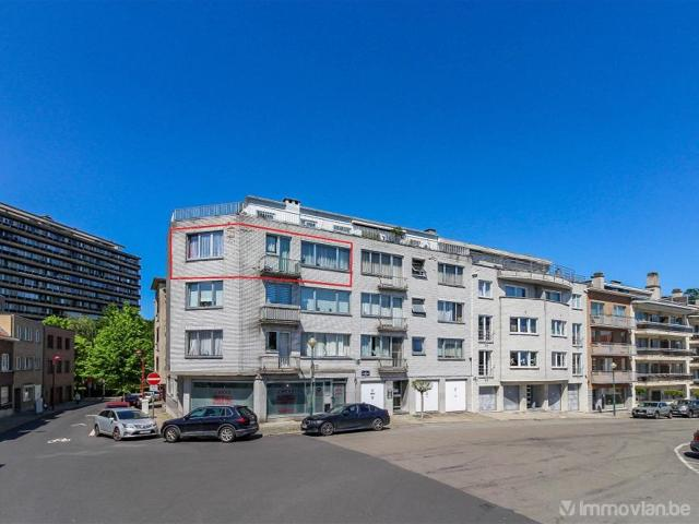 Appartement In Jette