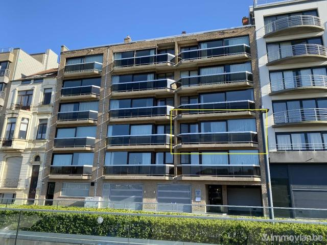 Appartement In Oostende
