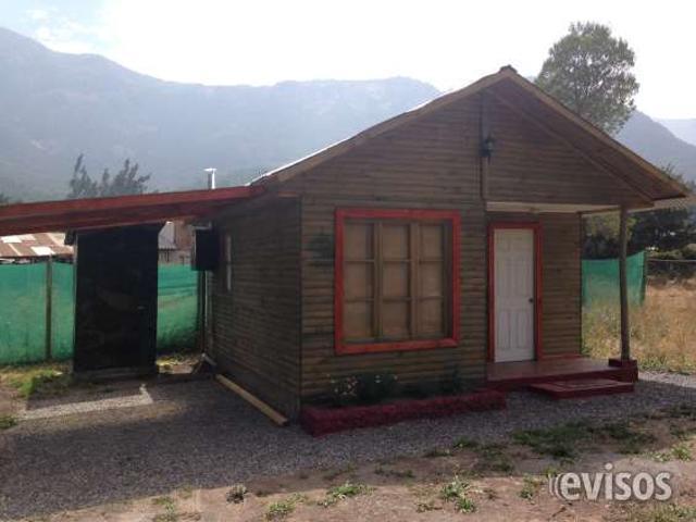 Arriendo Cabaña Cajón Del Maipo, Sector El Manzano