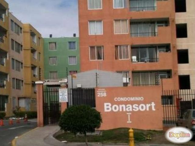 Arriendo excelente depa bonasort 1 sector norte antofagasta