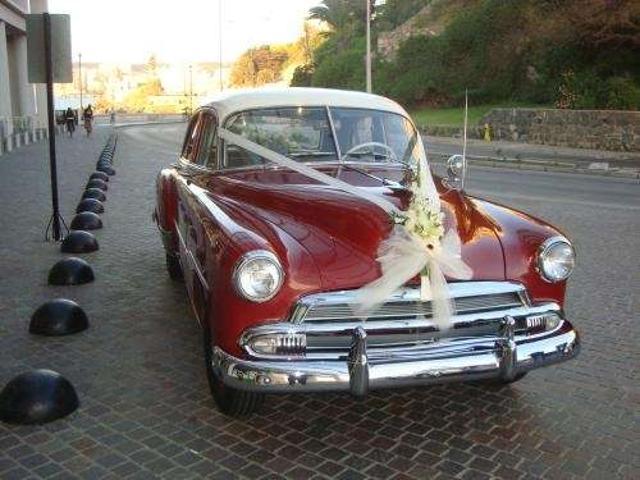 Arriendos de autos antiguos para matrimonios y eventos