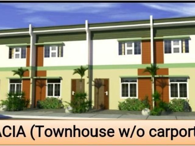 Arya Monte Homes Most Affordable In Bulacan Thru Pagibig
