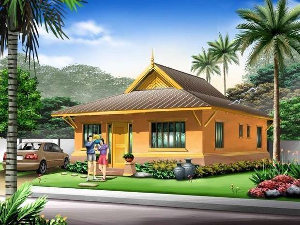 House bungalow floor plans mitula homes for Japanese bungalow house design