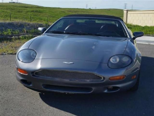 Aston Martin DB Los Angeles Aston Martin DB Used Cars In Los - 1998 aston martin db7