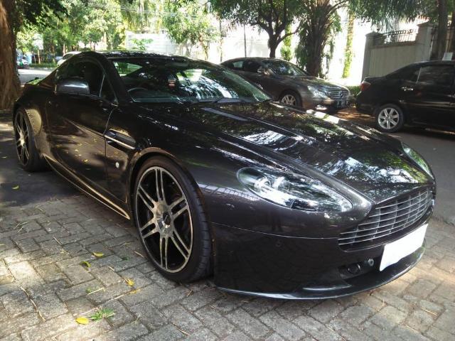 Aston Martin Vantage Jakarta Pusat 1 Aston Martin Vantage Bekas Di Jakarta Pusat Mitula Mobil