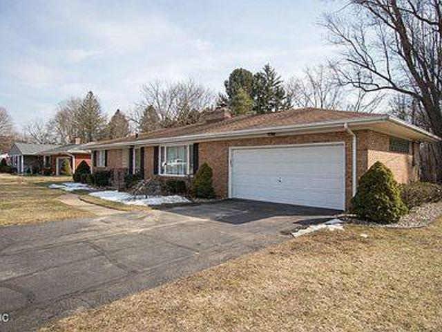 Attractive Brick Ranch On A Nice Sized Lot