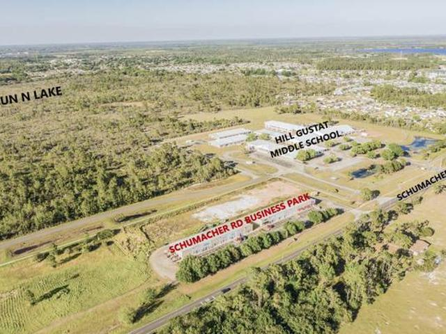 Auction Investment Income Producing Opportunities Development Land 3150 Schontag Rd. Wauch...