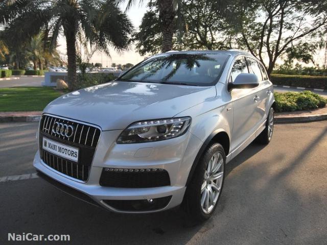 Audi Q Used Audi Q Pakistan Mitula Cars - Audi q7 for sale
