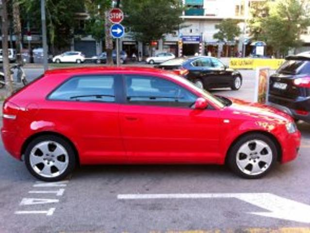 Audi <strong>A3</strong> 2003, Manual