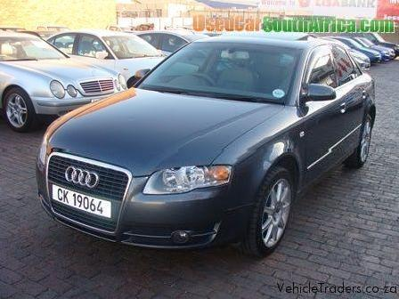 Audi A Used Audi A Right Hand Drive Mitula Cars - Audi a4 2005 for sale