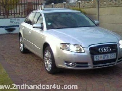 Audi A Used Audi A B South Africa Mitula Cars - Audi a4 for sale