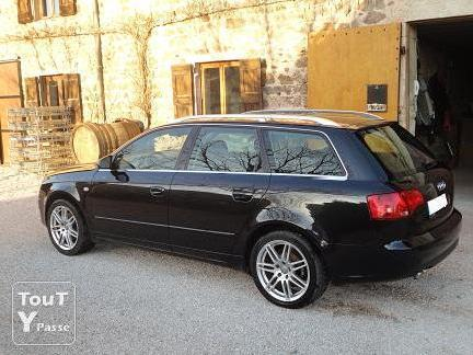 audi a4 avant noir 2005 mitula voiture. Black Bedroom Furniture Sets. Home Design Ideas