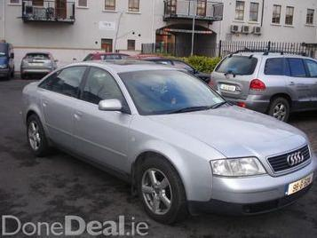 Audi A In Dublin Used Part Exchange Audi A Dublin Mitula Cars - Audi a6 for sale