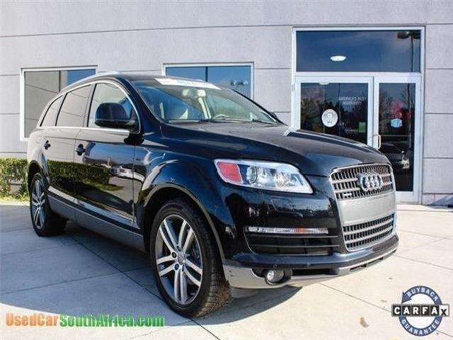 Currently Audi Q For Sale In Eastern Cape Mitula Cars - Audi q7 for sale