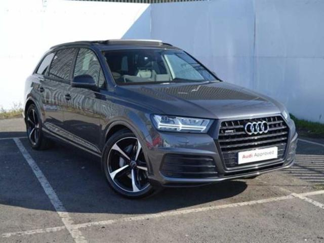 audi q7 s line cardiff 28 audi q7 s line used cars in cardiff mitula cars