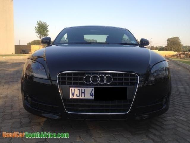 south africa audi tt used cars mitula cars. Black Bedroom Furniture Sets. Home Design Ideas