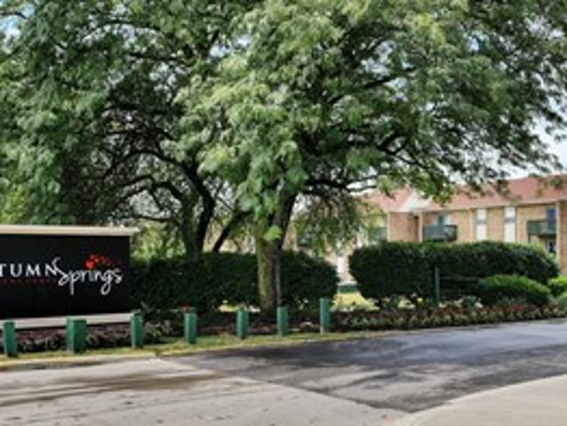 Autumn Springs Apartments One Bedroom