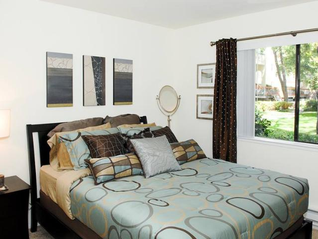 Avalon Mountain View 1 Bedroom Apartment For Rent At 1600 Villa St, Mountain View, Ca 9404...