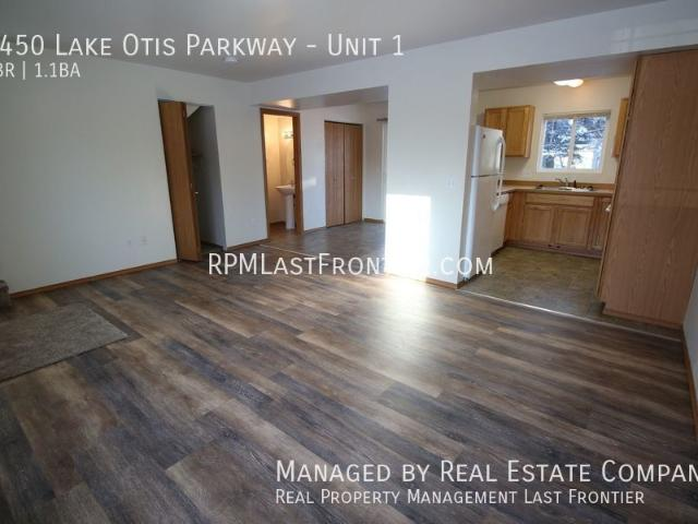 Awesome South Anchorage Home With, New Wood Floors!