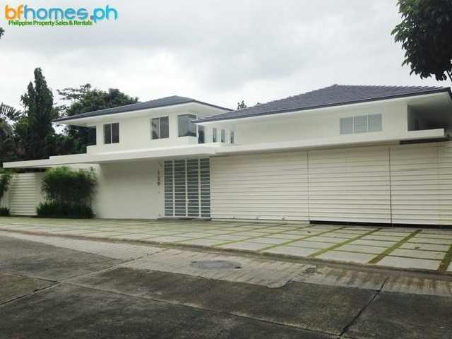 Alabang 52 4 bedroom zen houses in alabang page 2 for Modern house for rent