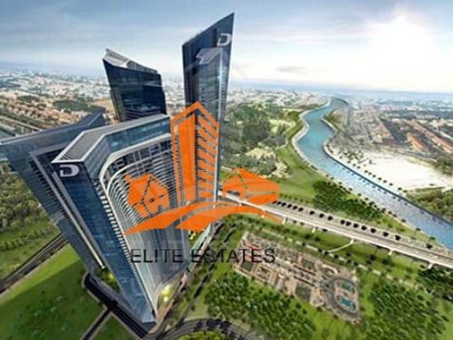 Aykon City ! Freehold Residences Along Sheikh Zayed Road And Dubai Canal Sale Aed 975,000