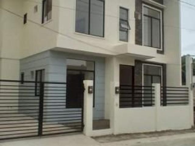 Bacolod House And Lot For Sale Brand New 4 Bedrooms House