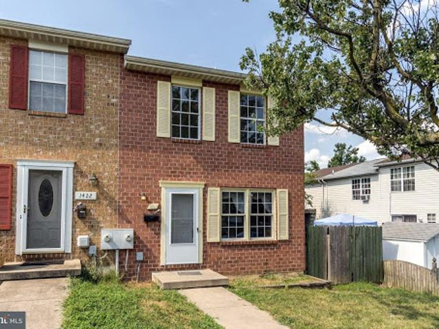 Baltimore City Four Br Two Ba, Brooklyn Manor Offers End Unit To