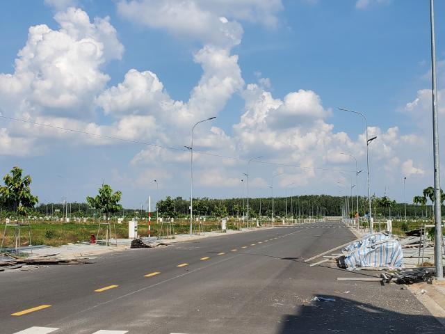 Bán Nhanh Lô Đất Vsip2 Mở Rộng, Mt Đường Lơn, Giá 980 Triệu/155m2