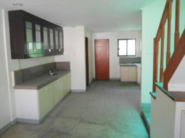 Bank Foreclosed Townhouse For Sale In Bamboo Villas Pasig City