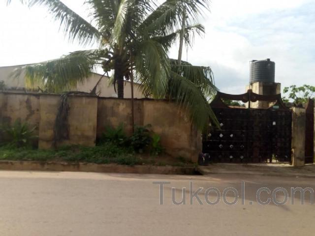 Bank Sales: 5 Bedroom Bungalow, Akure