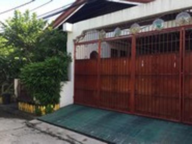 Barangay San Antonio, Paranaque City House & Lot Sale K 176