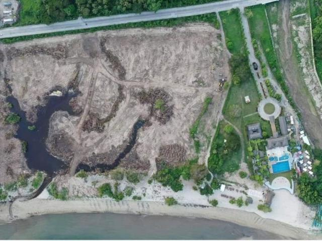 Beach Commercial Residential Lot For Sale In Laiya San Juan Batangas Philippines