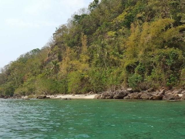 Beach Lot For Sale In Tingloy Island, Batangas