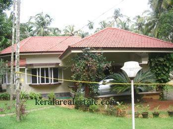 Beautiful Bungalow For Sale In Trichur