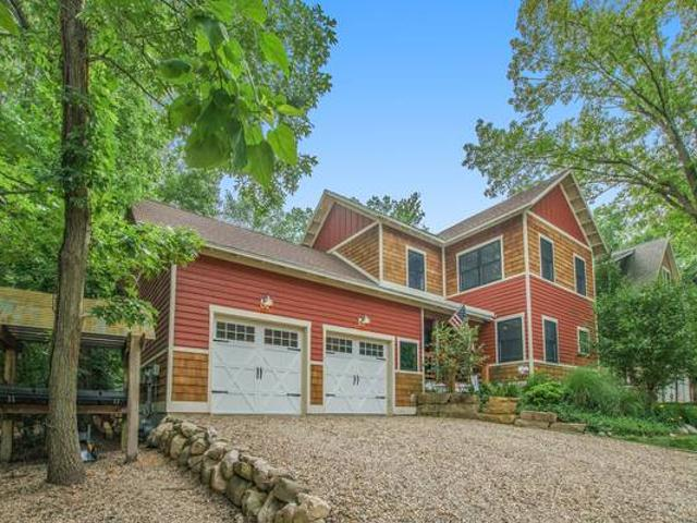 Beautiful Contemporary 5 Bed, 5 Bath Home With Clubhouse And Pool New Buffalo, Mi