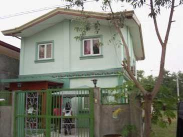 Beautiful House For Sale In Town And Country Homes Angeles City