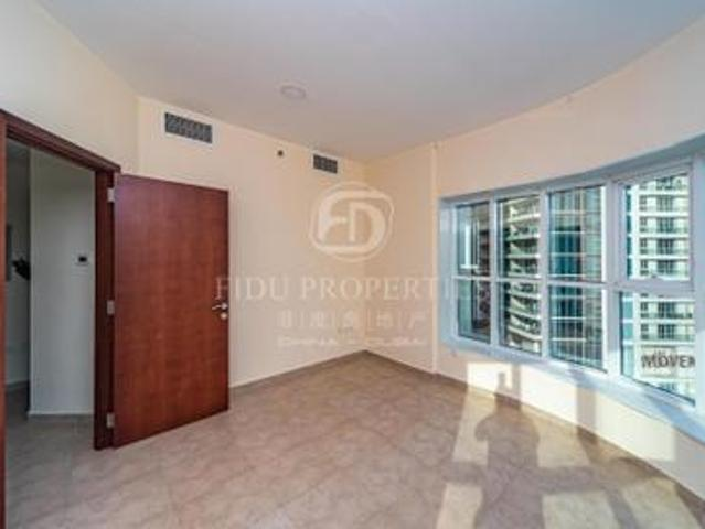 Beautiful Sea View |middle Floor| Rented |8% Roi