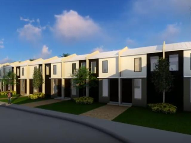 Beautiful Three Bedroom Single Attached House For Sale In Anami Homes North In Consolacion...